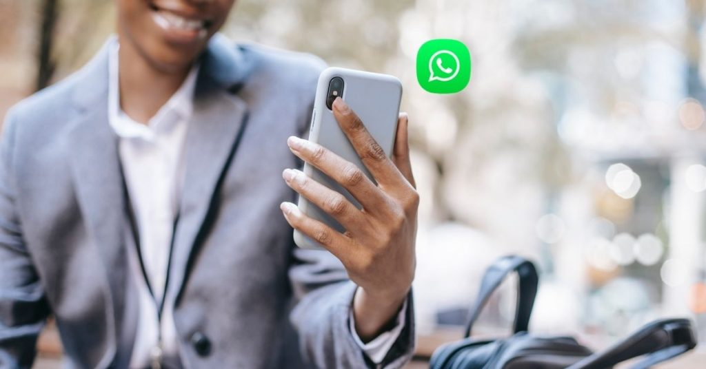 install WhatsApp Business on your website application